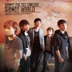 SHINee ���㥤�ˡ� Shinee The 1st Concert Shinee World 2CD �ڹ���