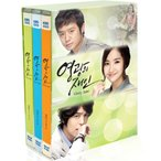栄光のジェイン DVD-BOX 韓国版 英語字幕版 チョン・ジョンミョン、パク・ミニョン