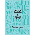 ZE:A FIVE - VOULEZ-VOUS CD 韓国盤