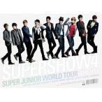 SUPER JUNIOR スーパージュニア THE 4TH WORLD TOUR ALBUM:SUPER SHOW 4 3CD 韓国盤