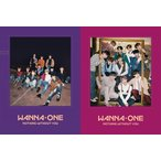 WANNA ONE 1stミニアルバム To Be One プリクエル・リパッケージ - 1-1=0 (NOTHING WITHOUT YOU) (ランダムバージョン) CD (韓国盤)