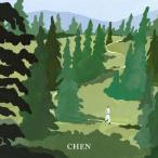 チェン 1stミニアルバム- 4月、そして花 (Flower Ver.) CD (韓国版)
