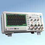 小型軽量デジタルオシロスコープ 100MHz 1GHzサンブリングモデル 日本語対応 ADS1102CAL [ADS1102CAL]