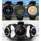 新製品 アウトドアギア GPSナビ3G対応スマートウォッチ スマホタブレットPC/SIMフリー/電話SMS対応GPSトレーニングウォッチ 腕時計