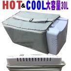 小型冷蔵庫 4L容量2電源式ポータブル冷温庫 クールとホット車載可能