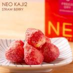 北海道十三菓 NEO KAJI2 ストロベリー 70g ふたみ青果 ネオ果実 フルーツチョコ しみチョコ フリーズドライ 苺 イチゴ いちご
