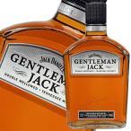 ウイスキー ジェントルマンジャック 40度 750ml 正規品 ジャックダニエル whisky
