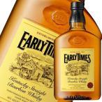 ウイスキー アーリータイムズ イエローラベル 40度 1.75L 1750ml 正規品 whisky