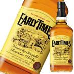 ウイスキー アーリータイムズ イエローラベル 40度 1L 1000ml 正規品 whisky