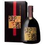 泡盛 沖縄 瑞泉 御酒(ウサキ) 30度 720ml x 6本 (ケース販売)(瑞泉酒造)