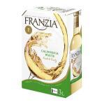 フランジア タップ ホワイト 白ワイン 3L×4本 送料無料 ケース販売 (3,000ml) バッグ イン ボックス ワイン 白 3000ml メルシャン FRANZIA