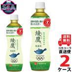 綾鷹 特選茶 PET 500ml 2ケース × 24本 合計 48本 送料無料 コカコーラ社直送 最安挑戦