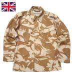 Yahoo!ミリタリー百貨シービーズセール中 イギリス軍 DPMシャツ デザートカモ デッドストック