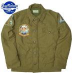 BUZZ RICKSON'S #BR13346 A-2 デッキジャケット『U.S.NAVY』 送料無料・沖縄・離島除く