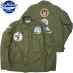 BUZZ RICKSON'S #BR13591 A-2 デッキジャケット『VS-24』 【送料無料・沖縄・離島除く】