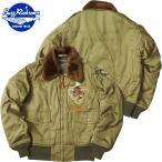 ショッピングアウター BUZZ RICKSON'S #BR13615 B-10 フライトジャケット 『ROUGH WEAR CLOTHING CO.72nd FIGHTER SQ.』 バズリクソンズ