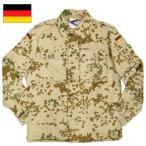 ドイツ軍 デザートフレクターカモ ジャケット USED