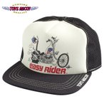 """TOYS McCOY #TMA1620 メッシュキャップ『EASY RIDER MESH CAP """"RIDE TO LIVE, LIVE TO RIDE""""』 イージー・ライダー"""