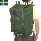 ショッピングバック スウェーデン軍 マウンテンリュックサック フレーム付き オリーブ デッドストック
