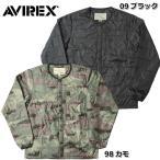 AVIREX #6152170 インナー ポリプロピレン パディングジャケット 【日本正規販売店】 AVIREX/アビレックス/avirex/アヴィレックス[SALE]