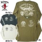 Tedman's #TDLS-302 ロングスリーブTシャツ『LEGEND OF DEVIL』 テッドマン エフ商会
