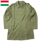 Yahoo!ミリタリー百貨シービーズセール中 ハンガリー軍 フィールドコート オリーブ デッドストック