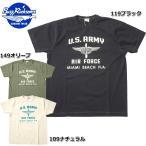 BUZZ RICKSON'S #BR77594 半袖 プリント スラブヤーン Tシャツ 『MIAMI BEACH』