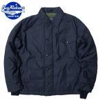 BUZZ RICKSON'S #BR14154 A-2 デッキジャケット『CIVILIAN MODEL』メンズ ネイビー 36-42