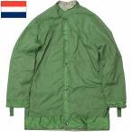 オランダ軍 防水ライナーコート グリーン USED