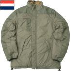 オランダ軍 Softie リバーシブル ジャケット オリーブ コヨーテ デッドストック  収納可能 コンパクト 薄手 ソフトシェル メンズ ソフティー ミリタリー