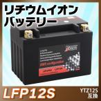 バイクバッテリー長寿命 リチウムイオンバッテリーLFP12S YTZ-12S CBR1100XX PS250 シルバーウイング VFR800即用可能 保証付