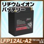 リチウムイオンバッテリー LFP12AL-A2 (互換:YB12AL-A2)除雪機バッテリー BMS バッテリーマネージメントシステム ライブディオ FZ400R HS6601年間保証付