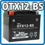 充電済バイクバッテリー YTX12-BS フュージョン フォーサイト VTR1000  1年間保証付