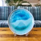 アンソロポロジー 食器 Piet Dessert Plate  デザートプレート 直径 22cm 取り分け皿  ブルーグリーン