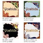 ショッピングイタリア Ageha・アゲハ(200×200mmサイズ)全4色