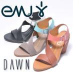 ショッピングSALE エミュー EMU サンダル ヒール Dawn レディース 2015春夏