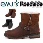 エミュー EMU ムートンブーツ 正規品 Roadside ロードサイド エンジニアリング レディース