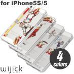 iPhoneSE iPhone5s ケース ゲーム キャラクター おもしろ ストリートファイター スト2 iPhone5 アイフォン5s アイフォン5 カバー クリア ハード