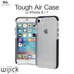 iPhone7 ケース 耐衝撃 ハード TPU クリア ブランド アイフォン7 Case Mate Tough Air Case カバー 衝撃吸収 ブラック