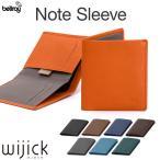 ベルロイ 財布 二つ折り メンズ 本革 レザー 薄い 薄型 ブランド Bellroy Note Sleeve コインケース ウォレット