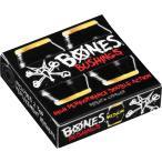 ボーンズ ハードコア ブッシュ ブッシング ミディアム ブラック BONES HARDCORE BUSHINGS MEDIUM BLACK ワッシャー2枚付き