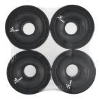 ソフトウィール SMBLANKS 70mm78a 高反発ソフト 黒 スケートボード