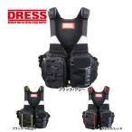ドレス DRESS タクティカルゲームベスト LD‐OP‐1013 ブラック/グレー