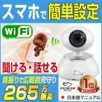ペットカメラ ネットワークカメラ 防犯カメラ 屋内 監視カメラ ワイヤレス ポチカメ iphone