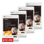 サプリ 男性 トンカットアリエキス配合タフコンフィデンス BIGサイズ約1年分 サプリ サプリメント 送料無料