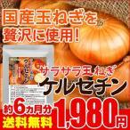 Yahoo!シードコムスYahoo!店【お徳用半年分SALE】 サラサラの流れへ たまねぎケルセチンサプリ 約6ヵ月分