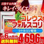 サプリ サプリメント コレウスフォルスコリ 約6ヵ月分 お徳用半年分サプリSALE サプリ サプリメント ダイエット