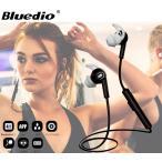ショッピングbluetooth Bluedio M2 Bluetooth ワイヤレス スポーツ イヤホン 軽量 高音質 ブルートゥース iPhone Android 対応ブラック 黒