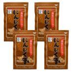 4袋セット 特別栽培 国内産にんにく使用 にんにく玉ゴールド 60粒入り 【メール便配送可】