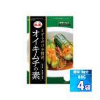 【ファーチェ】混ぜるだけで簡単に作れる★オイキムチの素 4袋★(10011x4)